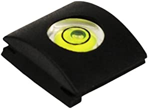 Foto&Tech 2In1 Hot Shoe Cover+Level Replacement for Nikon D780 Z6 Z7 D850 D7500 D5 D500 D750 D800 D800E D5600 D5500 D5300 D610 D7200 D7100 D3400 D3300 D5200 D7000 D60 D80 D90 D600 COOLPIX P1000 P7800