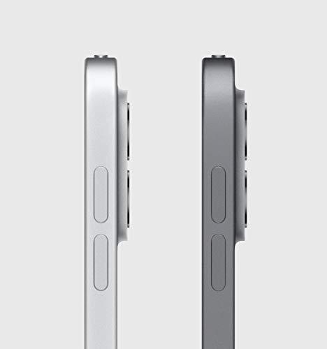 2020 Apple iPad Pro (11, Wi-Fi + Cellular, 128GB) - Silber (2. Generation)