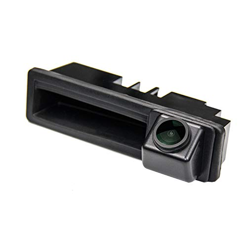 HD CCD Caméra de Recul Voiture en Couleur Kit Caméra vue arrière de voiture Imperméable IP68 Vision Nocturne pour Audi A3 A4 A6L 4F C6 S5 Q7