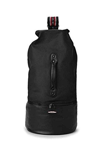 Original MINI JCW Sailor Bag Seesack Rucksack Gepäck Tasche Umhängetasche schwarz 2017/19
