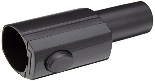 AEG-Electrolux ZE050 (Adapter passend für Sauger mit ovalem 36mm Max-In-Saugrohr, für den Einsatz von Zubehör mit rundem 32mm Durchmesser, universal, schwarz)