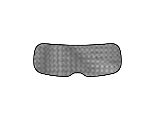 3D MAXpider S1HD0645 Rear Window Custom Fit Sun Shade (3D Soltect for Select Honda HR-V Models)
