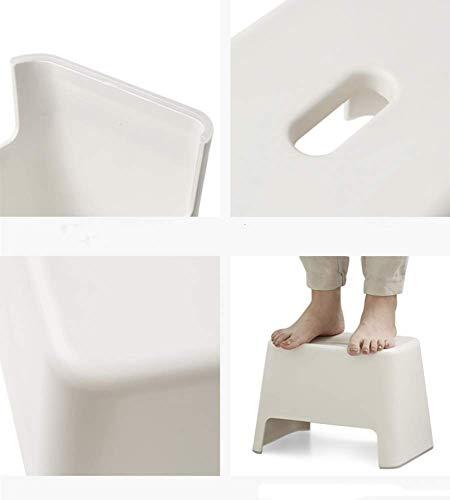 BAR Home Stuhl Hocker Klappstuhl-Kunststoff Stapelhocker Satzhocker Kleine Tritthocker Stuhl für Kinder Spa Duschsitz Ideal für Töpfchen Moderne Hocker für Badezimmer Schlafzimmer Spielzeugzimmer Küc