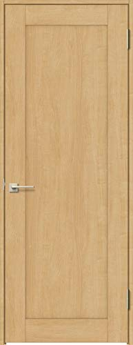 ラシッサS 標準ドア ASTH-LAG 錠付き 0720 W:780mm × H:2,023mm 吊元:左吊元 本体色/枠色:クリエペール(PP) 枠種類:ノンケーシング156(壁厚:116-130) 沓摺:なし 把手:サークルB 鍵種類:丸型シリンダー錠