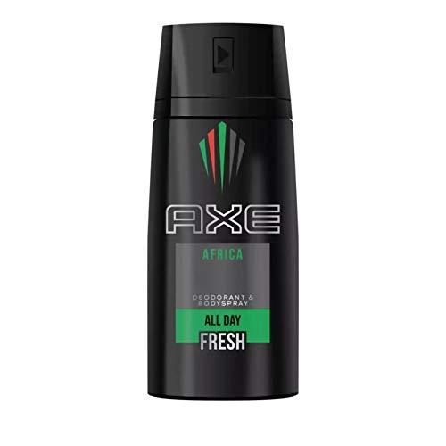 Desodorante Axe Men Africa, 6 unidades, 150 ml