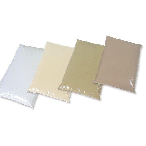 練り漆喰 ブロック用 5kg ホワイト[約2平米・0.6坪用/ブロック25個分] (A650-WH)