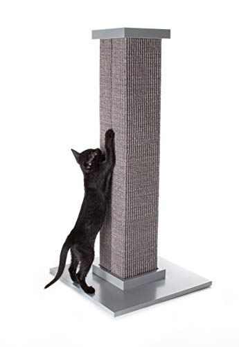 SmartCat Pioneer Pet Ultimate Scratching Post (Gray)