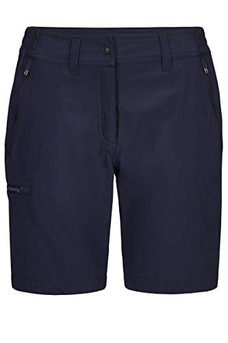 Killtec Women Functional Shorts Katyna, Taille:46, Couleur:Dark Navy/Dark Navy