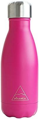 shasta(シャスタ)リボトル 260ml マットピンク 水筒 マグボトル マイボトル 保冷 保温 TWA-C-003