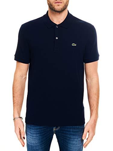 Lacoste Herren DH2050 Poloshirt, Marine, M