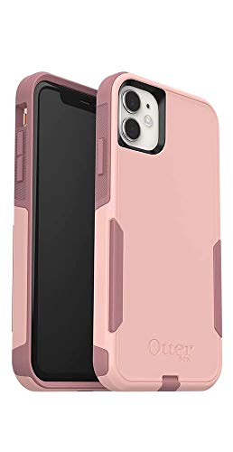 OtterBox Commuter Series Case for iPhone 11 (ONLY) Retail Packaging - Ballet Way (Pink Salt/Blush)