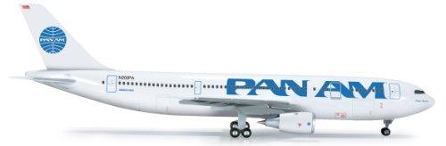 herpa Wings 1/200 A300B4 Modellino Aereo Pan American Airlines Clipper America (Importato da Giappone)