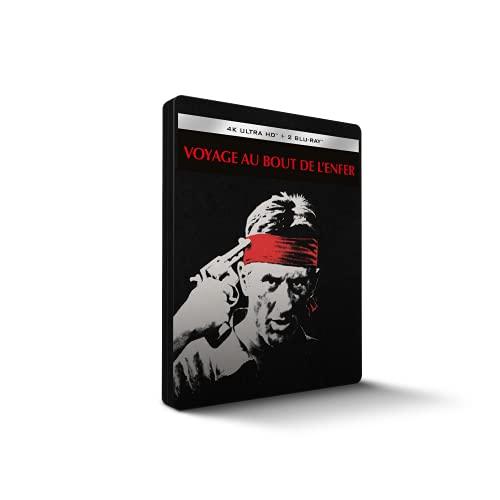 Voyage au Bout de l'enfer [4K Ultra HD + Blu-Ray-Édition boîtier SteelBook]
