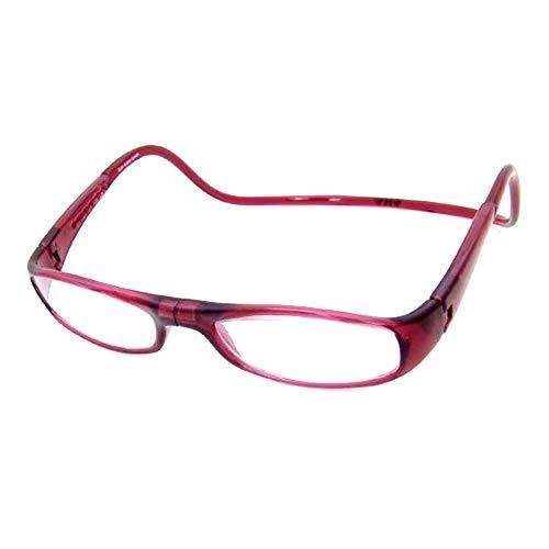 クリックユーロ Clic EURO リーディンググラス 老眼鏡 シニアグラス 首にかける 首掛け ユーロ お洒落 おしゃれ プレゼント ギフト 誕生日 父の日 母の日 敬老の日 クリックリーダー clic readers メンズ レディース [ACC]
