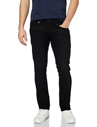 Preisvergleich Produktbild Tommy Jeans Herren SLIM SCANTON SNSBK Straight Jeans,  Blau (SUNSET BK STR 1BY),  W29 / L32