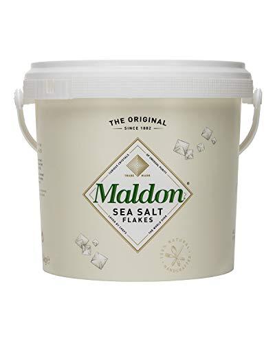 Maldon Sea Salt Flakes Meersalzkristalle, 1er Pack (1 x 1,4 kg)