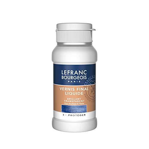 Lefranc & Bourgeois barniz, 120 ml
