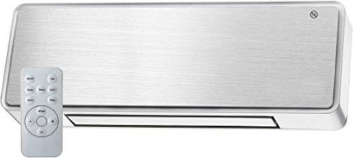 Devola 2kW Electric Over Door Indoor Air Curtain Heater with 24 Hour Timer...