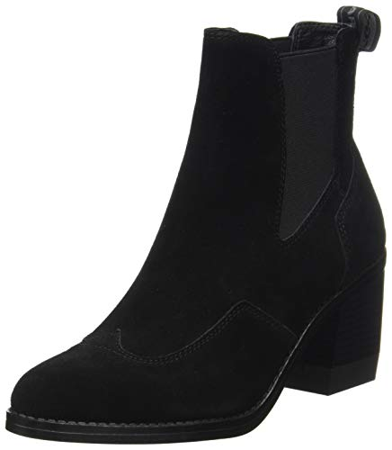 G-Star RAW Damen Tacoma Ankle Boot, Black, 38 EU