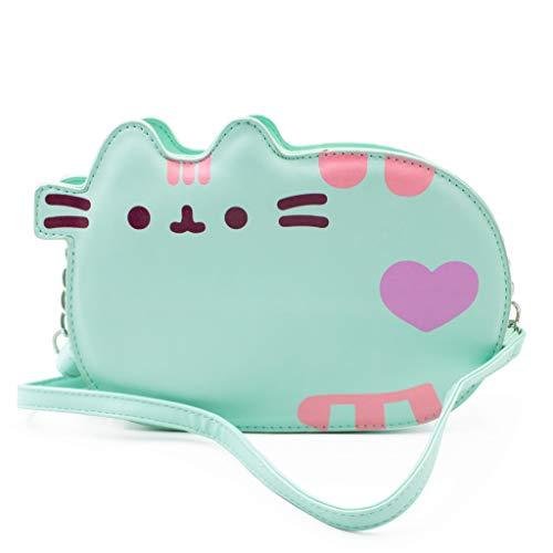 Pusheen The Cat Mint Pastel Cross Body Shoulder Bag
