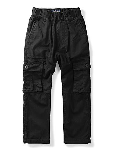 Phorecys Pantalones cargo ligeros para niño, pantalones cortos, pantalones cortos de algodón casual
