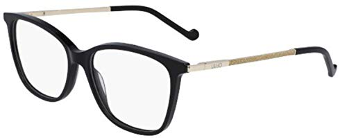 LIU JO OPTICAL MODEL LJ2719 COLOR EBONY FRAME grootte 53 mm BRIDGE grootte 15 mm