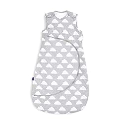 SnüzPouch's clever Nappy Change zip gives you a quicker and easier way to access your baby's bottom to nappy change during the night. Your little one can stay snug with less disturbance during changes 2.5 Tog, all year round, for standard room temper...