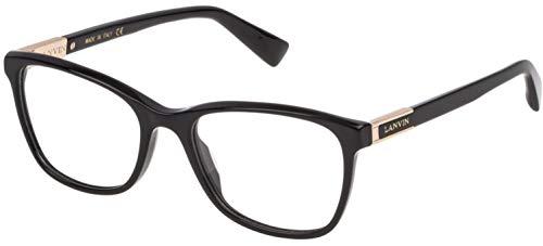 LANVIN Brillen VLN 710 Schwarz 700 Unisex - Erwachsene|