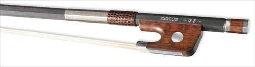 Arcus Cello Bow S5 Octagonal Daily bargain sale Silver Nippon regular agency 4 Carbon Size Fibre Full