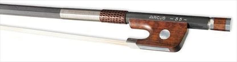 Arcus Cello Bow S5 Octagonal Silver, Carbon Fibre 4/4 Full Size