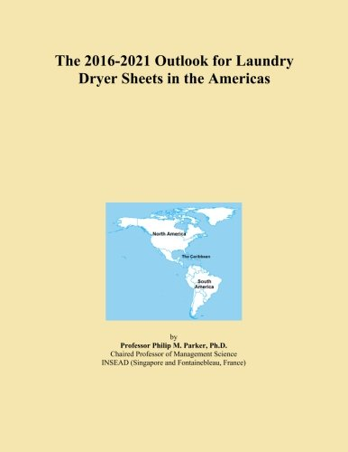 The 2016-2021 Outlook for Laundry Dryer Sheets in the Americas
