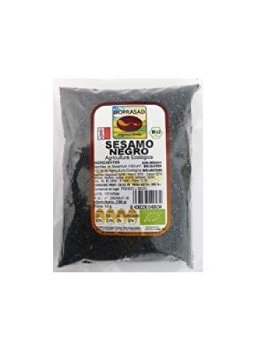 Semillas de Sésamo Negro Bio Bioprasad 250 gramos