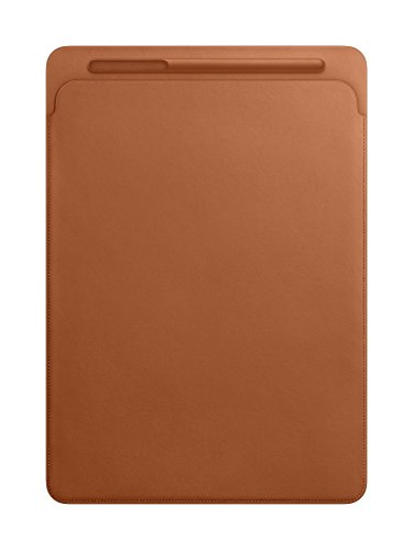 Apple Leather Sleeve (for iPad Pro 12.9-inch) - Saddle Brown