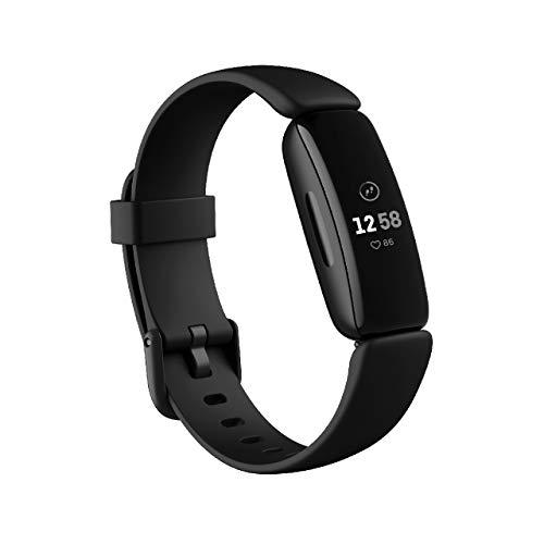 Fitbit Inspire2 フィットネストラッカー Black ブラック L/Sサイズ [日本正規品]