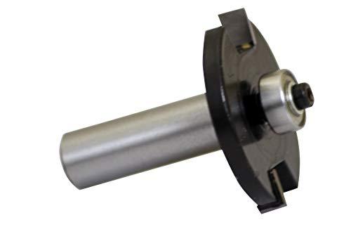 2mm Schlitzfräser Nutfräser für Oberfräser 2x41mm Schaft 8mm