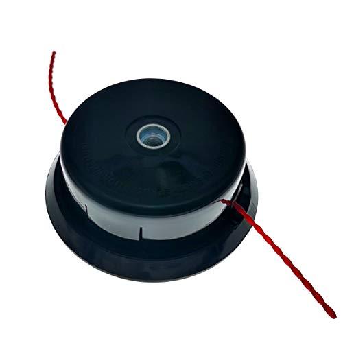 Cabezal de Corte de Nylon para Komatsu para ZENOAH Desbrozadora Cortadora de césped M10 x 1.25
