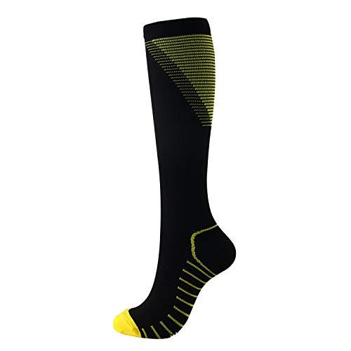 HONEY WYJ Sokken V-vormige compressie sokken mannen en vrouwen stretch sokken outdoor sport compressie sokken deodorant zweetabsorberende klimsokken