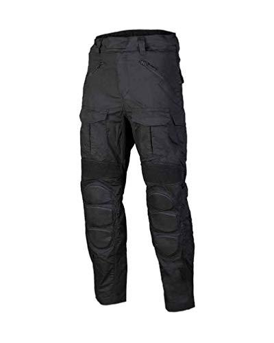 Mil-Tec Combat Pants Chimera schwarz Gr. S