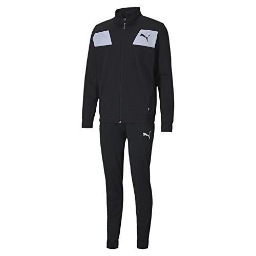 PUMA Techstripe Tricot Suit Cl Chándal Hombre