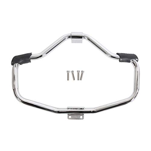 Chrome Engine Guard Highway Crash Bar Compatible with 2004-2020 Harley Sportster Iron 883 883N XL1200