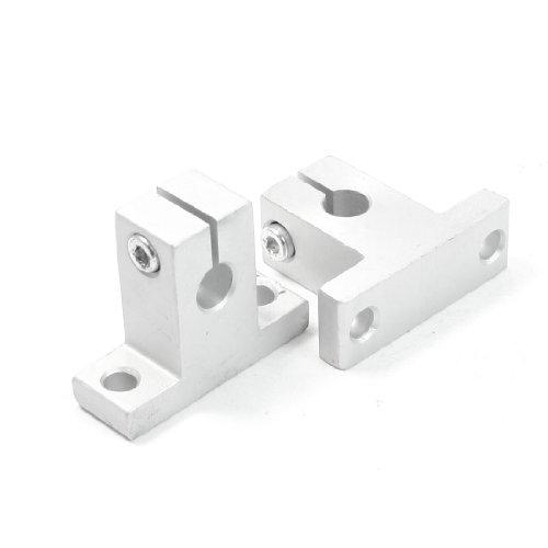 Sourcingmap 2Sk88mm lineare Schiene Schaft aufspannung Guide Unterstützung für XYZ-Tisch de