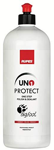 Optimum Versiegelungen Rupes Bigfoot UNO Protect Politur - Hoher Glanz und Schutz - 1.000ml (Protect)
