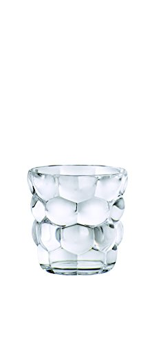 Spiegelau & Nachtmann, 4-teiliges Universalbecher-Set klein, Kristallglas, 240 ml, Bubbles, 0099533-0