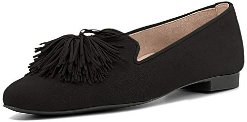 Paul Green 2376 Damen Slipper Schwarz, EU 39