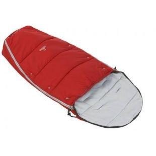 Nomad Kids Buggy slaapzak voetenzak Mummy warmte-isolerend rood weerbestendig