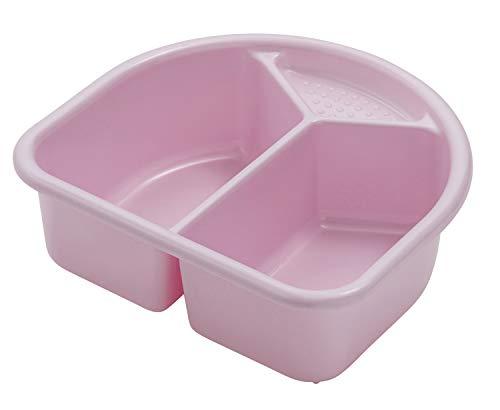 Rotho Babydesign Waschschüssel, 4l, Ab 0 Monate, TOP, Tender Rosé Pearl (Rosa), 200060208