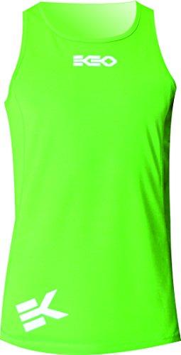 EKEKO Running Singlet maglietta XRACE, Maglietta senza maniche per uomo. Per la corsa, Atletica...