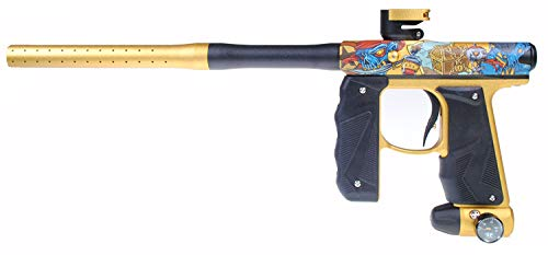 Empire New Limited Edition Mini GS Paintball Gun Marker (Limited Edition - Buccaneer)