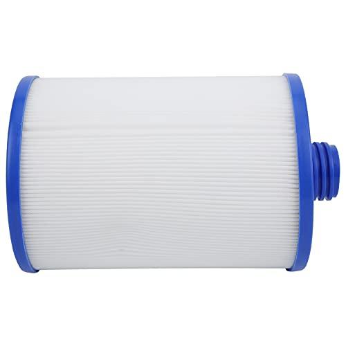 Núcleo de filtro de spa, exquisito y portátil Núcleo de filtro de piscina fácil de reemplazar Resistente y duradero para piscinas para bebés y piscinas para niños