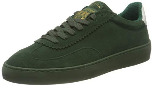 SCOTCH & SODA FOOTWEAR Herren PLAKKA Sneaker, Army Green, 44 EU